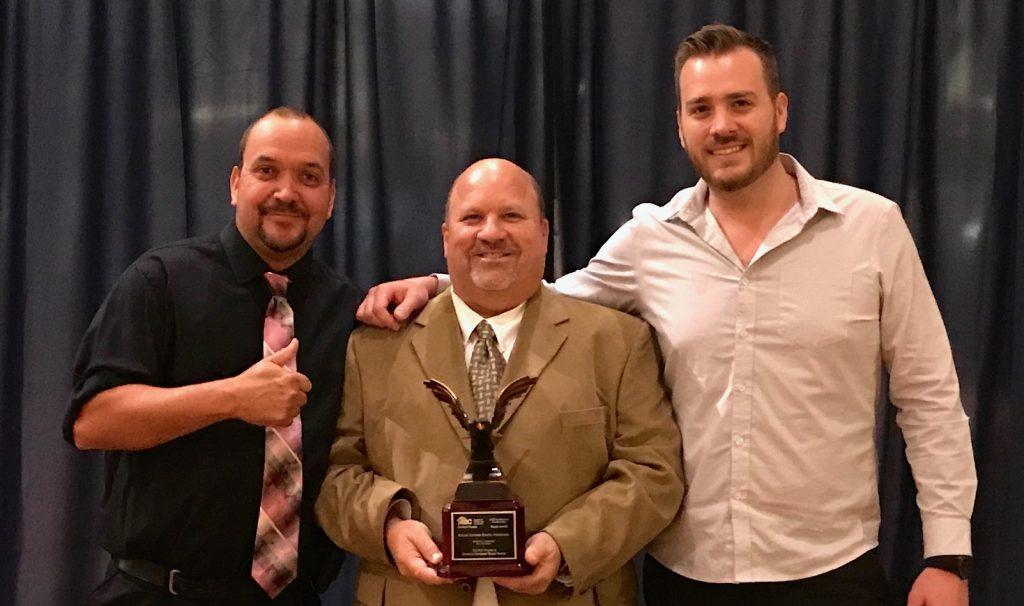 SCE receives Eagle Award
